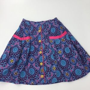Matilda Jane Paint by Numbers Circle Skirt